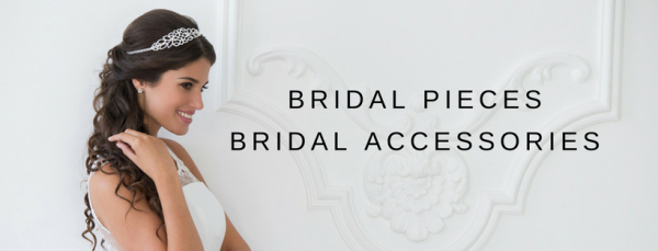 Bridal Pieces - Tiaras / Veils - Northwich - Cheshire