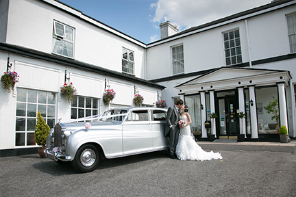 The Manor Hotel - Wedding Venue - Crickhowell - Powys