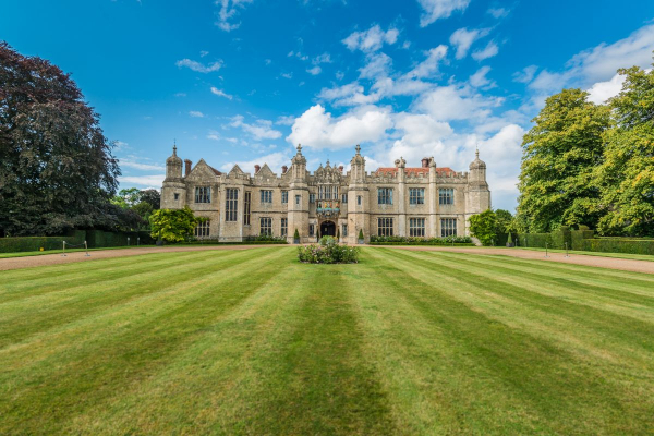 Hengrave Hall - Wedding Venue - Bury St Edmunds - Suffolk
