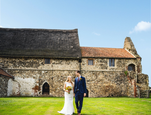 Langley Abbey - Venues - Norwich - Norfolk