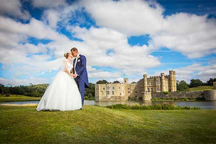 Leeds Castle - Wedding Venue - Maidstone - Kent