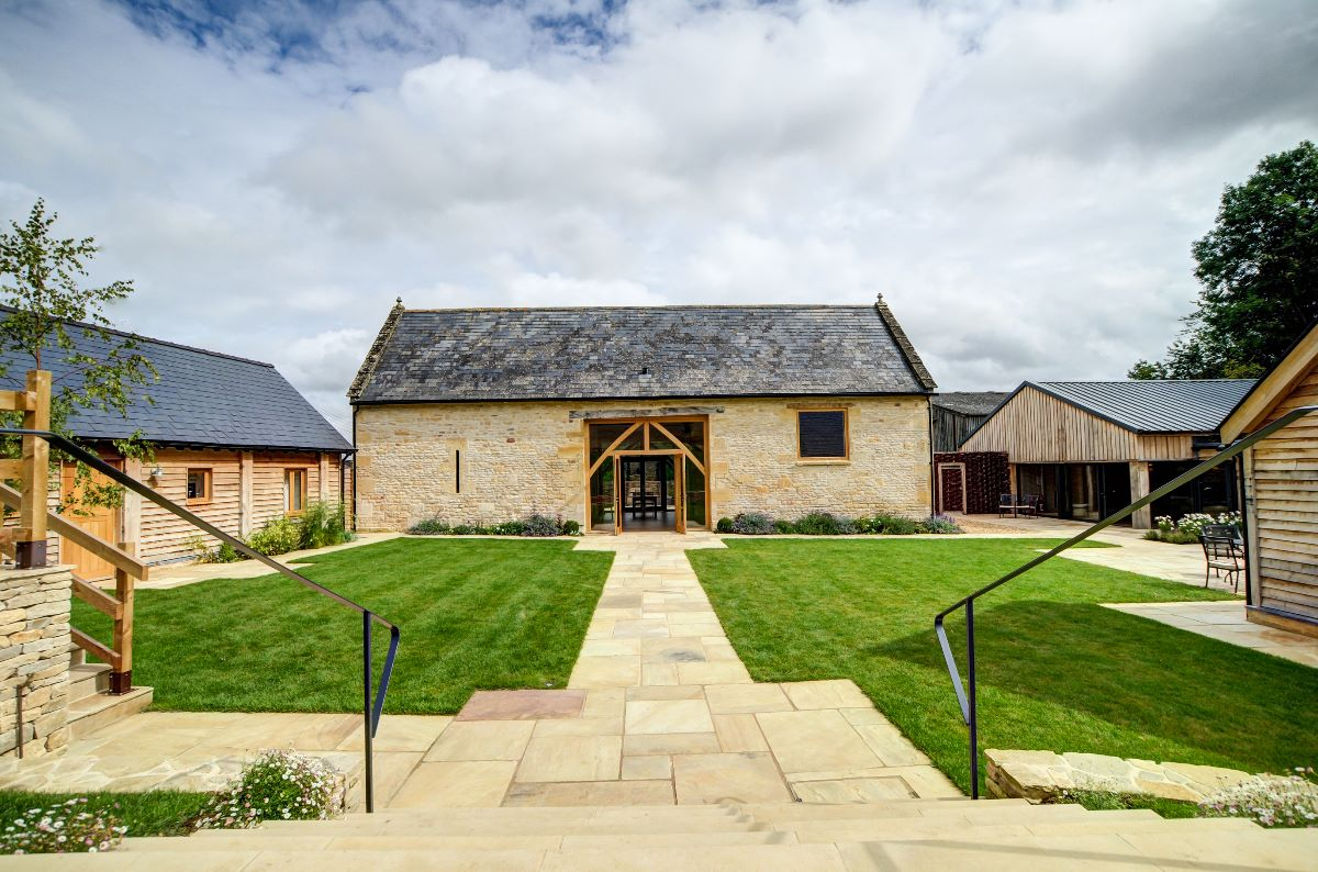 The Barn At Upcote - Venues - Cheltenham - Gloucestershire
