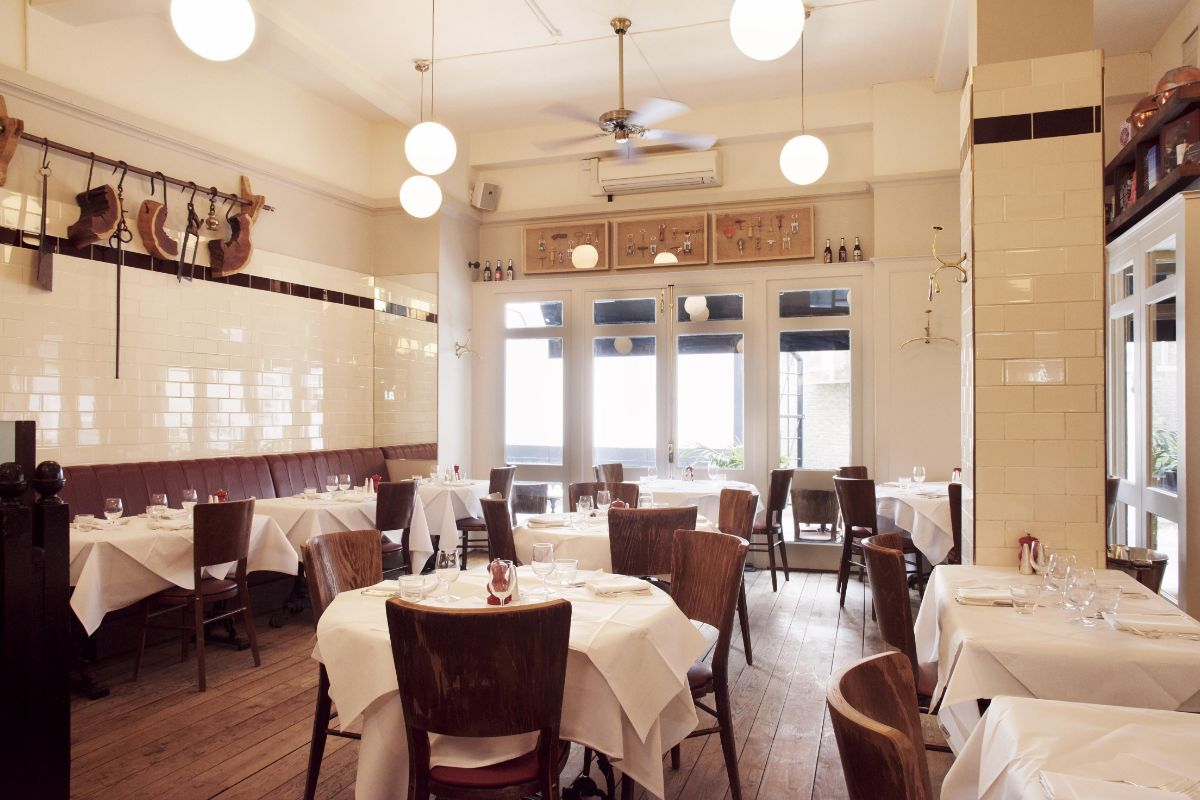 HIX Oyster & Chop House - Venues - London - Greater London