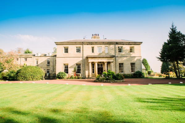 Macdonald Linden Hall Hotel - Wedding Venue - Morpeth - Northumberland