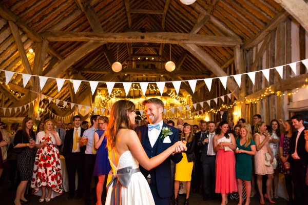 Fitzleroi Barn - Wedding Venue - Sussex - West Sussex
