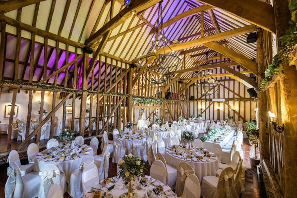 Crondon Park Golf Club - Wedding Venue - Stock  - Essex