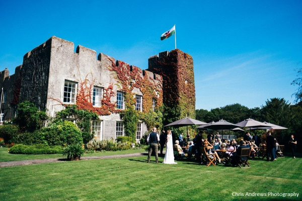 Fonmon Castle - Wedding Venue - Barry - Vale of Glamorgan