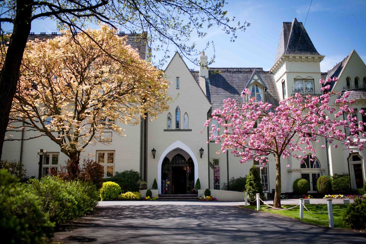 The Glen-Yr-Afon House Hotel - Venues - Usk - Monmouthshire