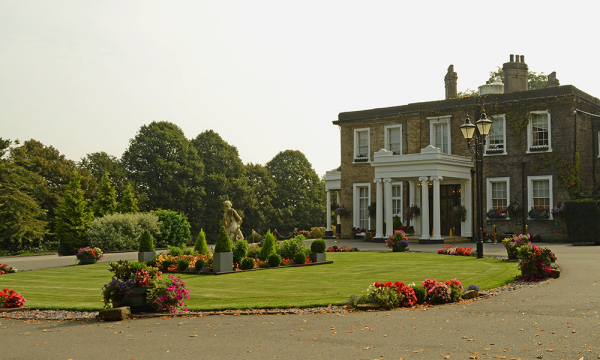 Ringwood Hall Hotel - Venues - Chesterfield - Derbyshire