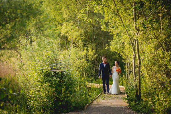 Brockholes Nature Reserve - Wedding Venue - Preston - Lancashire