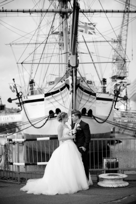 The Historic Dockyard Chatham - Wedding Venue - Chatham - Kent
