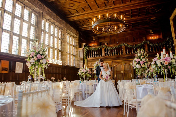 Hoghton Tower - Wedding Venue - Preston - Lancashire