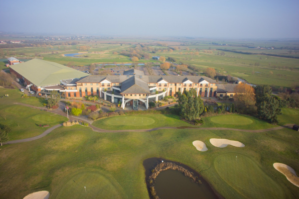 Crowne Plaza Resort Colchester - Five Lakes - Wedding Venue - Maldon - Essex