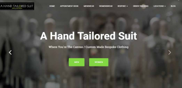 A Hand Tailored Suit - Men's Formal Wear / Hire - BIRMINGHAM - West Midlands
