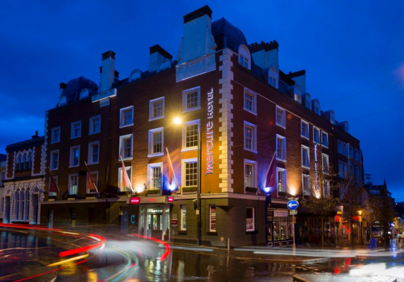 Mercure Nottingham City Centre Hotel - Venues - Lace Market - Nottinghamshire