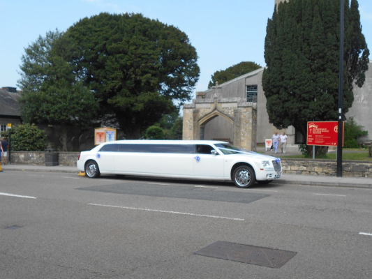 TMD Limos and Wedding Cars  - Transport - SOUTHAMPTON - Hampshire
