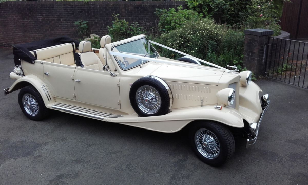 Klassic Cars For Weddings - Transport - Cheadle Hulme - Cheshire