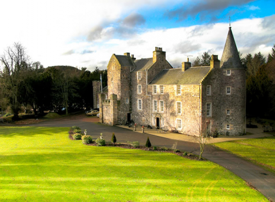 Fernie Castle Hotel - Wedding Venue - Nr St Andrews - Fife