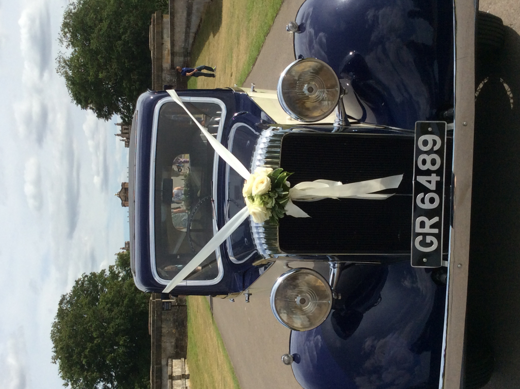 British Classic Car Hire - Transport - Witney - Oxfordshire