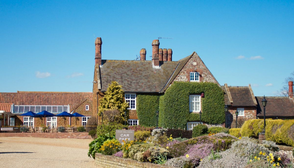 Caley Hall Hotel - Wedding Venue - Old Hunstanton - Norfolk