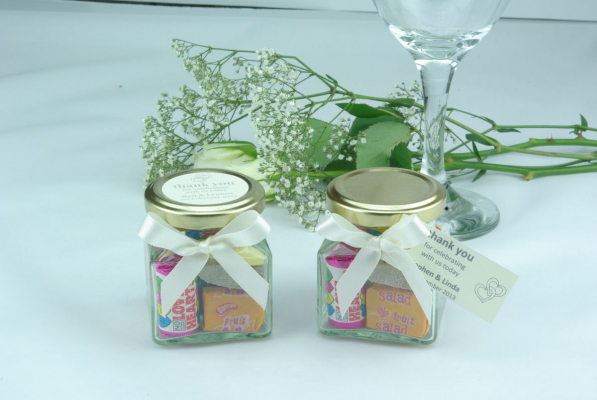 The Sweetie Jar - Cakes & Favours - Cotgrave - Nottinghamshire