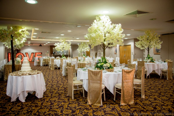 The Clarion Hotel - Wedding Venue - Houghton Le Spring - Tyne And Wear