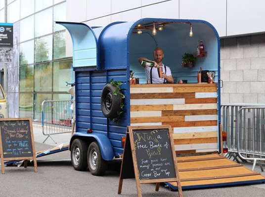 The Copper Top Bar - Catering / Mobile Bars - Brighton - East Sussex