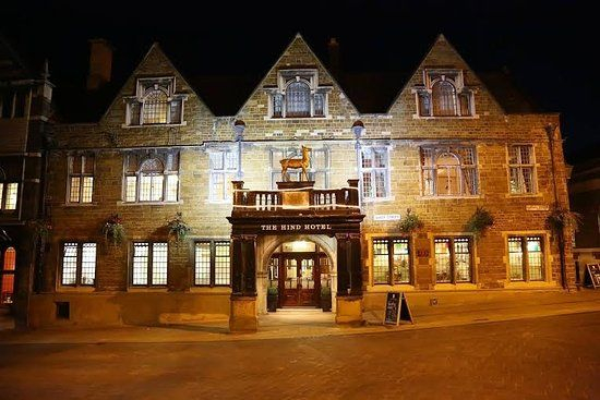 The Hind Hotel - Venues - WELLINGBOROUGH - Northamptonshire