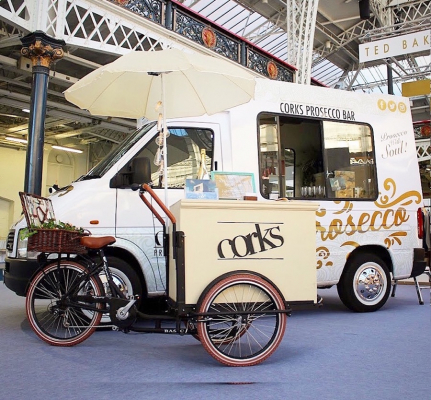 Corks Occasions  - Catering / Mobile Bars - Chessington - Surrey