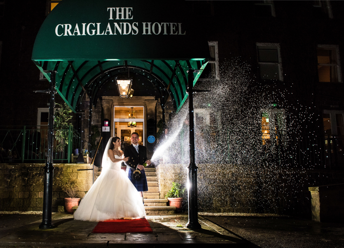 The Craiglands Hotel - Venues - Ilkley - West Yorkshire