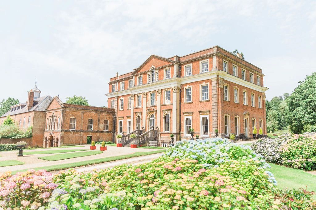 Crowcombe Court - Venues - Taunton - Somerset