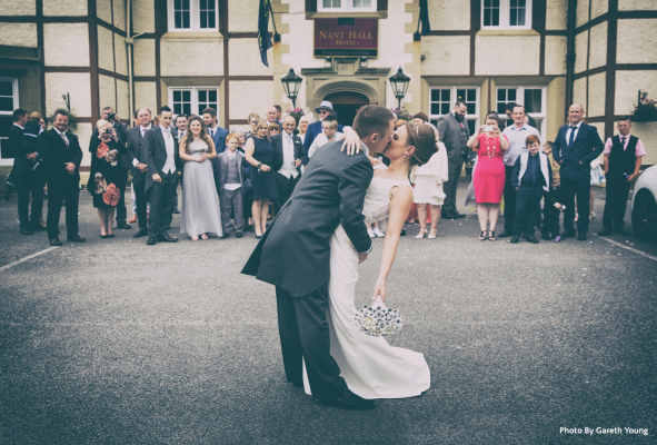 Lyons Nant Hall - Wedding Venue - Prestatyn - Denbighshire