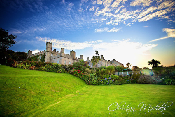 Tregenna Castle Hotel - Venues - St. Ives - Cornwall