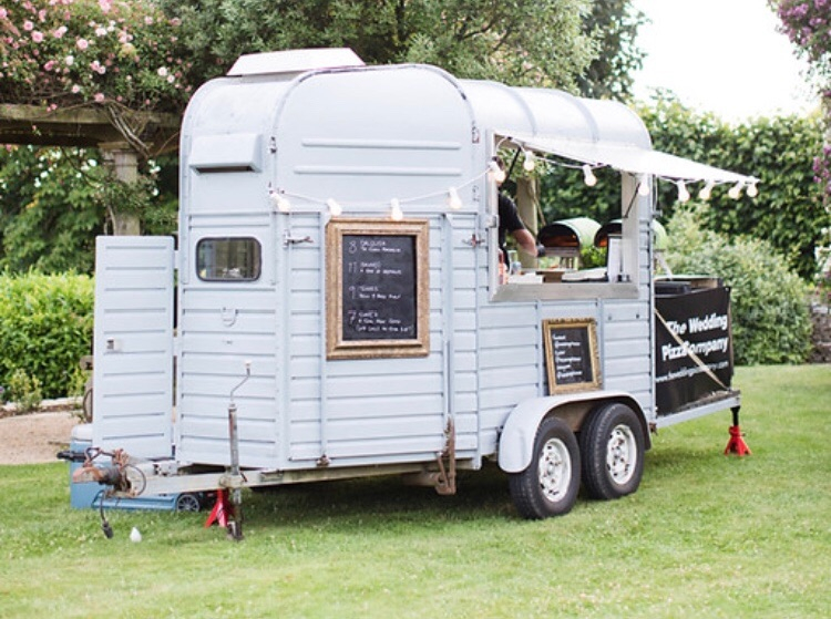 The Wedding Pizza Company - Catering / Mobile Bars - Berkswell - Warwickshire