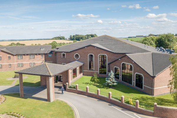 Burntwood Court Hotel - Venues - Barnsley - South Yorkshire