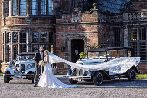 Bespoked Wedding Cars - Transport - Cymau - Flintshire