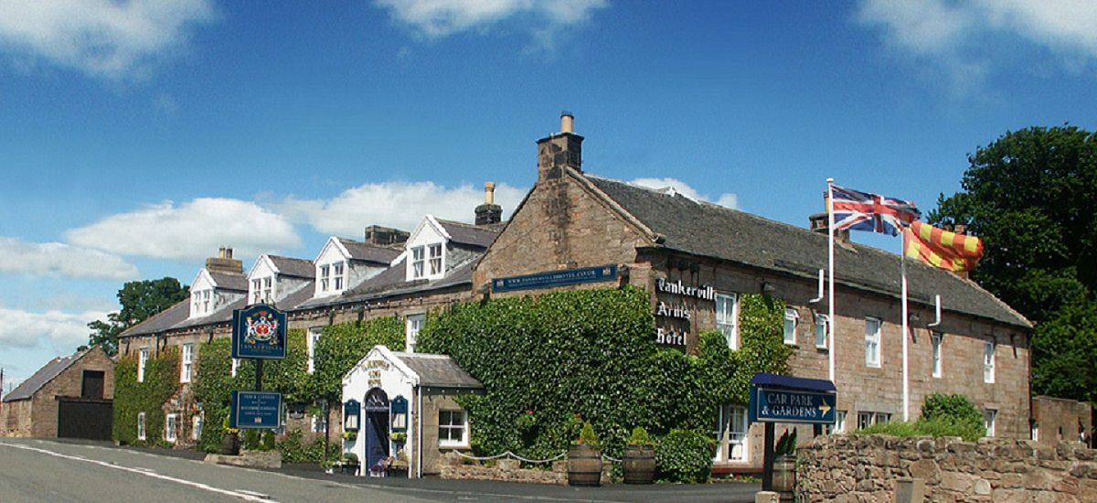 The Tankerville Arms Hotel - Venues - Wooler - Northumberland