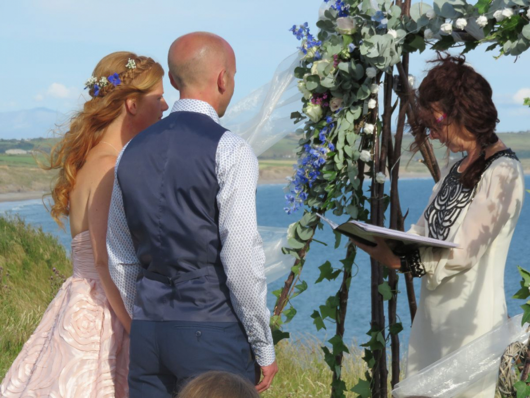 Ceremonies By Lynda - Marquees / Tipis -                                - Powys