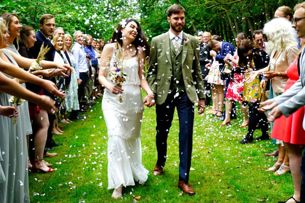 Endeavour Woodland Weddings - Venues - Swanbourne - Buckinghamshire