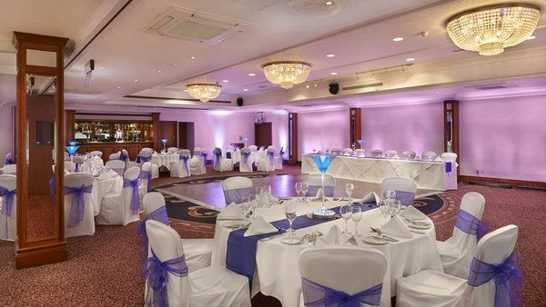 Jurys Inn Cheltenham - Wedding Venue - Cheltenham - Gloucestershire