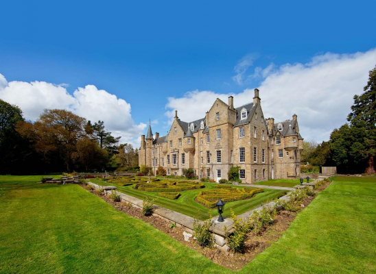 Carberry Tower Mansion House and Estate  - Wedding Venue - Musselburgh - East Lothian