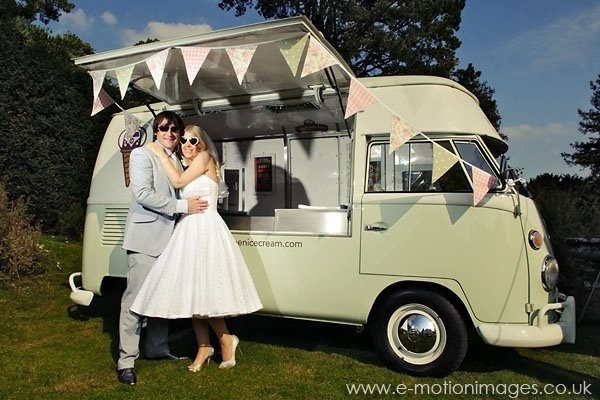 The Split Screen Ice-Cream Company - Catering / Mobile Bars - Bitton - City of Bristol