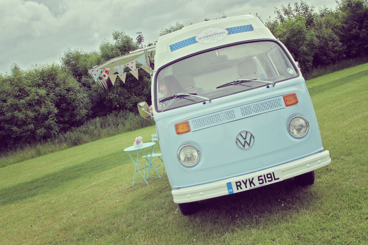 Isla the Icecream Camper - Catering / Mobile Bars - Norton St Phillips - Somerset