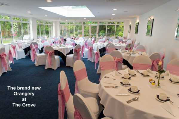 Grove House Hotel - Wedding Venue - Wirral - Cheshire
