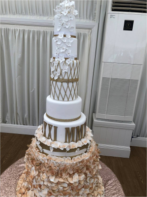 Sarahs Wedding Cakes - Cakes & Favours - Ugley, Essex - Essex