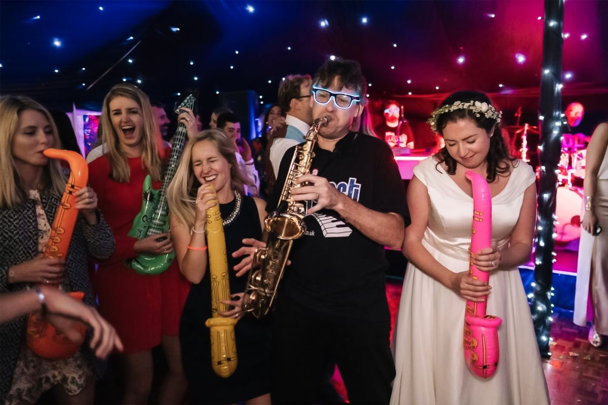 PianoFactor Party Band - Entertainment - Henlow - Bedfordshire