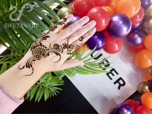 Henna Artist - SWETA VAJIR - Hen & Stag Do - Harrow - Greater London