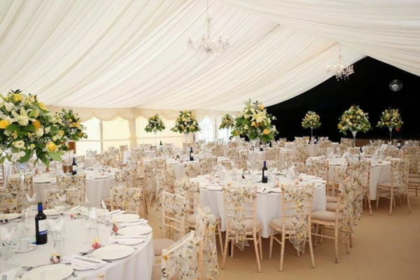 5 Star Celebrations - Venue Decoration - Wincanton - Somerset