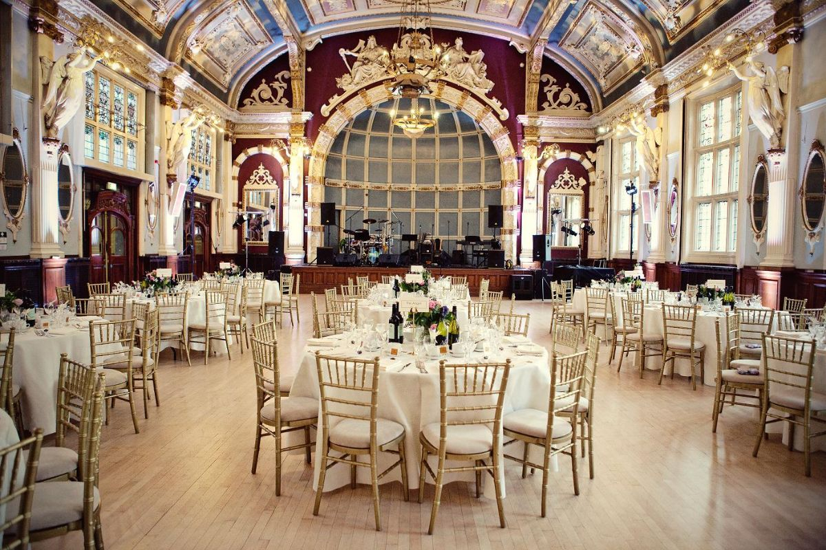 The Old Finsbury Town Hall - Venues - London - Greater London