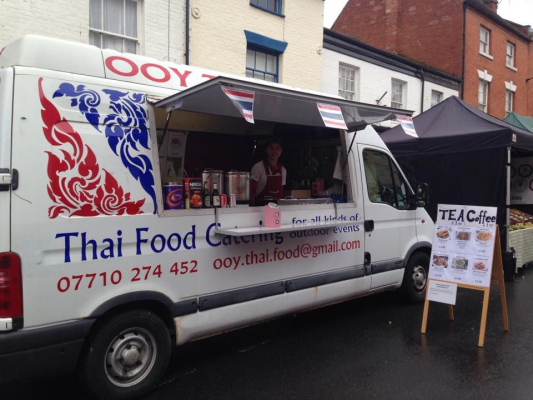 Ooy Thai Food - Catering / Mobile Bars - Warwick - Warwickshire